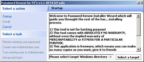 Reitinisalier un mot de passe windows perdu xp 7 serveur romain tiennot - Debian bureau a distance ...